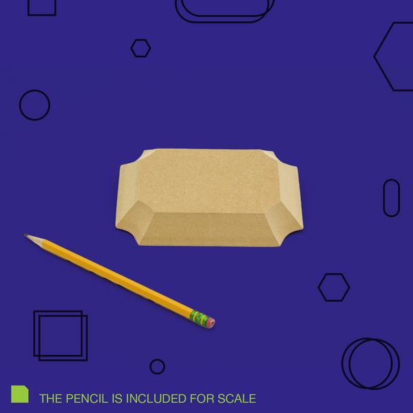 Plaque Rectangle - 4.5x6 in