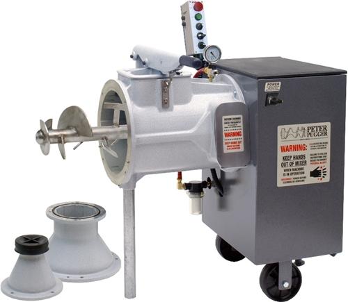 Peter Pugger VPM-30 Maintenance