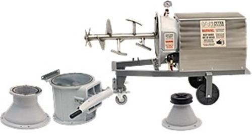 Peter Pugger VPM-60 Maintenance