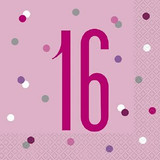 16th Birthday Decorations