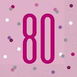 80th Birthday Decorations