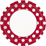 Red Dots Party Supplies
