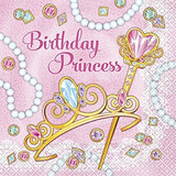 Pink Princess Party Supplies