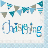 Boys Christening Party Supplies & Gifts