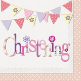 Girls Christening Party Supplies & Gifts