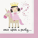 Princess & Unicorn Party Supplies