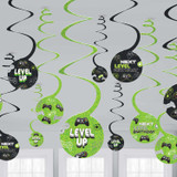Level Up Gaming Party Supplies