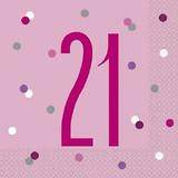 21st Birthday Decorations