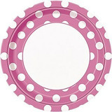 Pink Dots Party Supplies