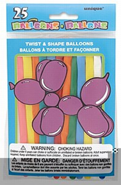 Twist Animal Balloons