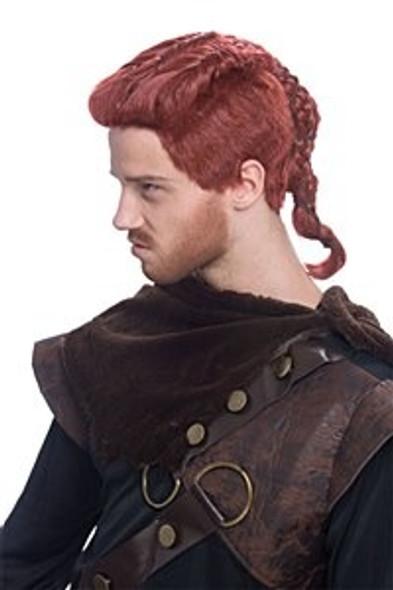 Viking Raider Costume Wig