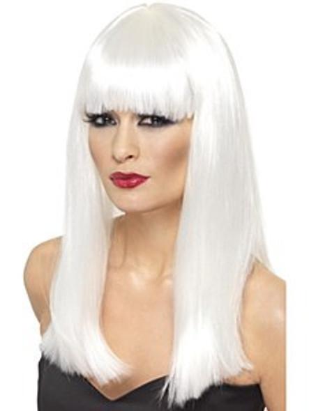 White Glamourama Wig