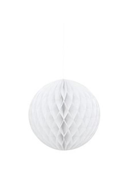 White Honeycomb Ball