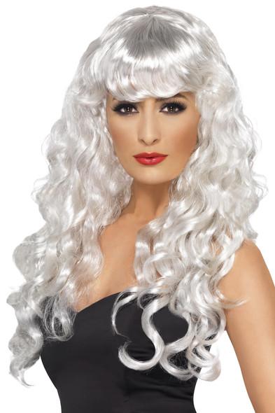 White Siren Wig
