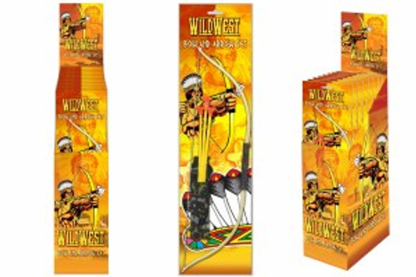 Wild West Bow & Arrow Set