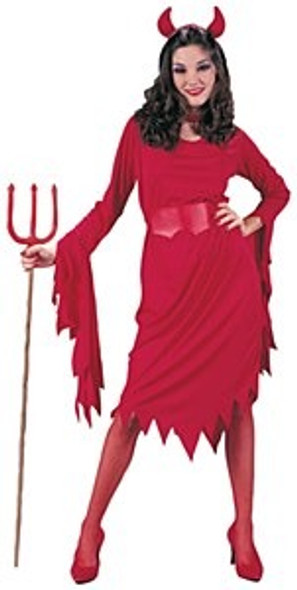 Woman Devil Costume