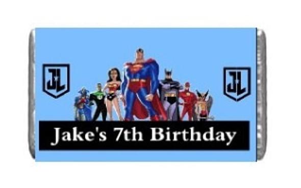 7Pk Justice League Chocolates