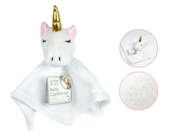 Unicorn Baby Comforter