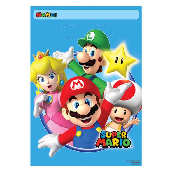 Super Mario Party Bags
