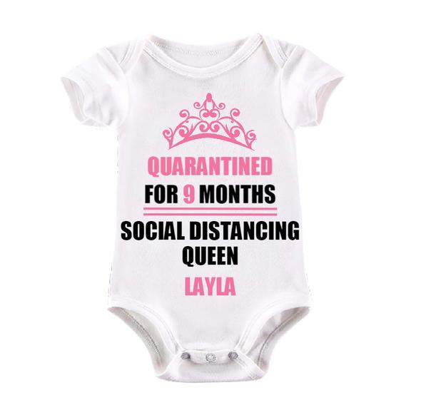 QT Social Distance Queen Vest