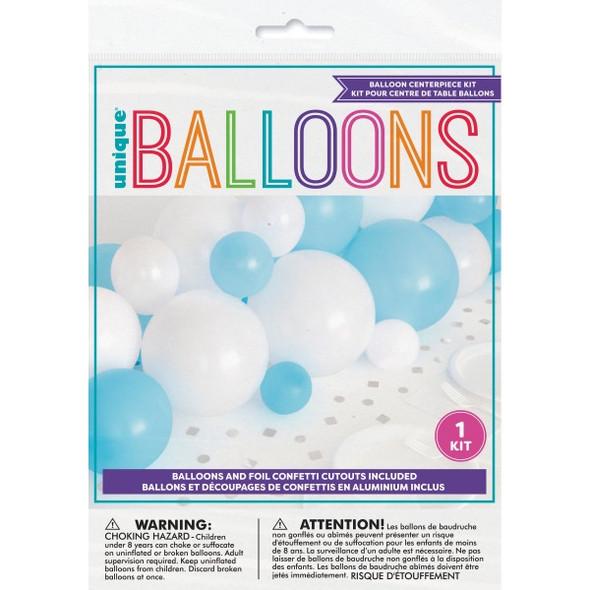 Blue 1st Balloon Kit