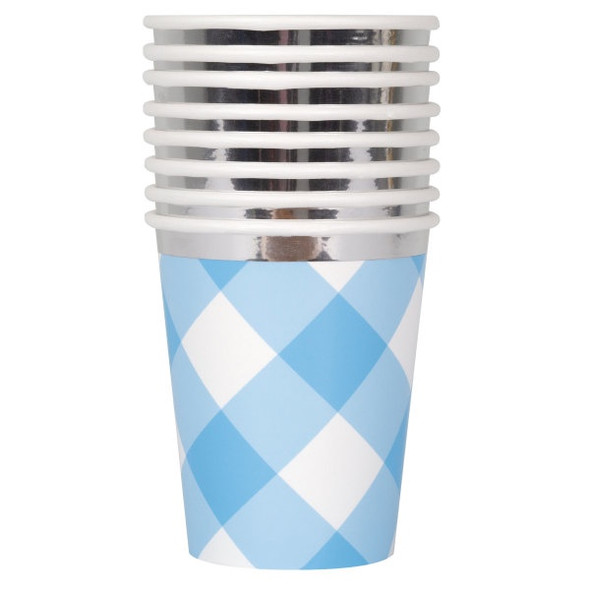 Blue 1st Party Cups