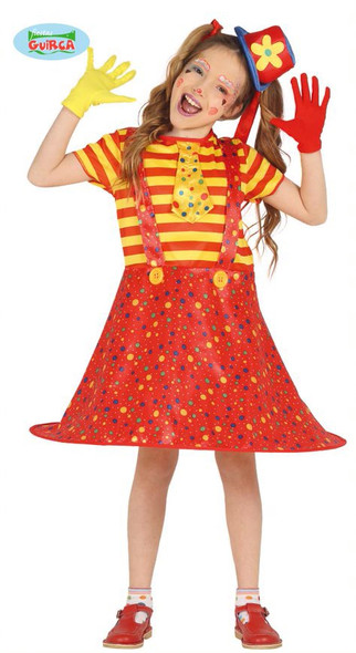 Clown Girl Costume