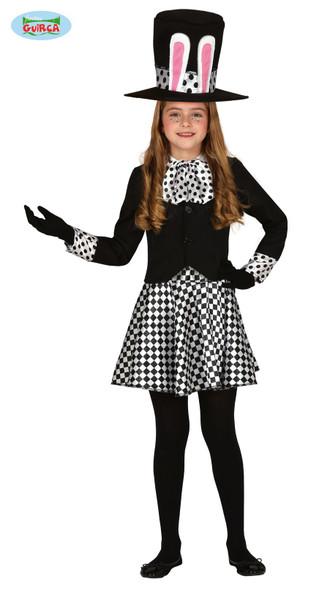 Crazy Hat Girl Costume