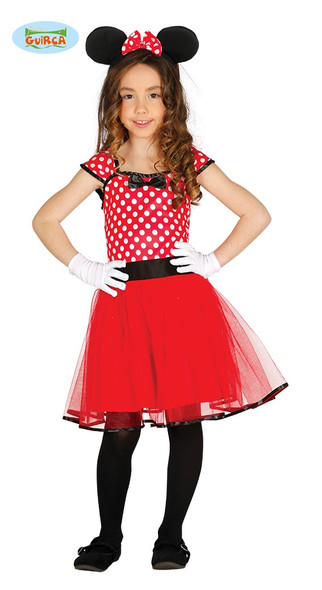 Cute Mouse Girl Costume