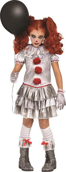 Carnevil Clown Girl Costume