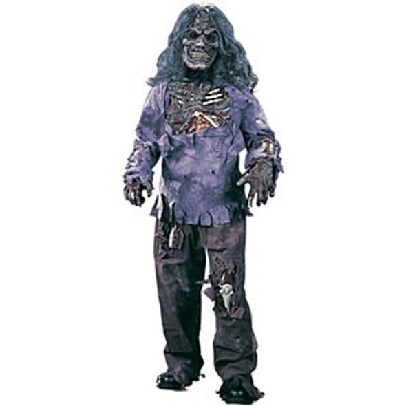 Complete Zombie Child Costume