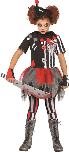 Sinister Circus Girl Costume