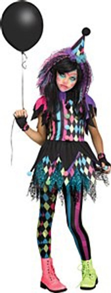 Twisted Circus Clown Costume
