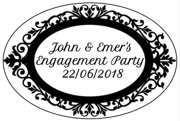 8PK Engagement Label