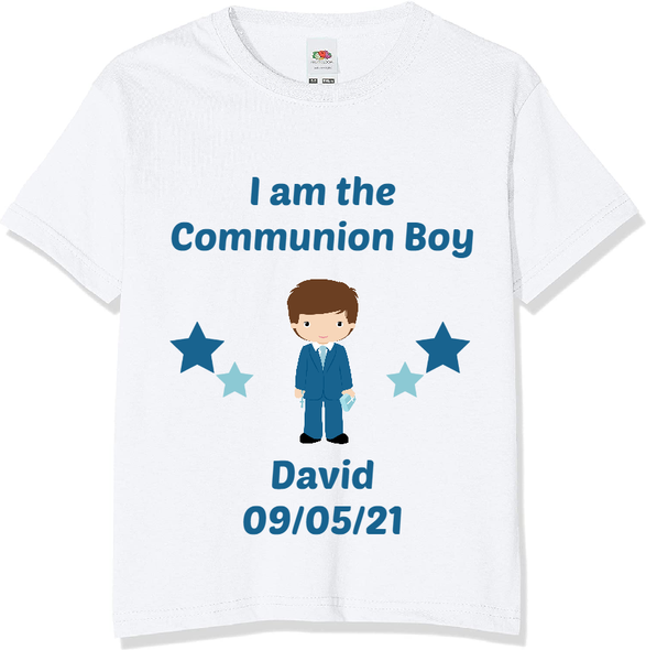 Communion Boy T-Shirt