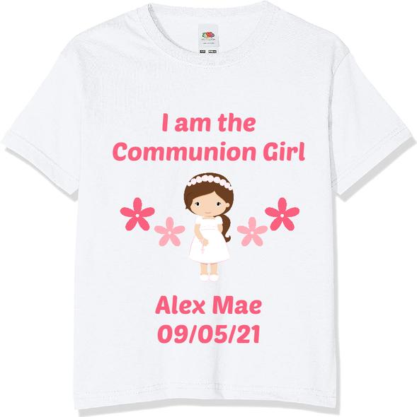Communion Girl T-Shirt