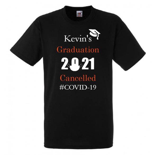 Grads Cancelled T-Shirt