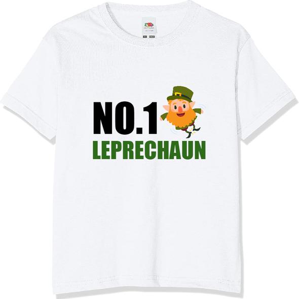 Kids No1 Leprechaun T-Shirt