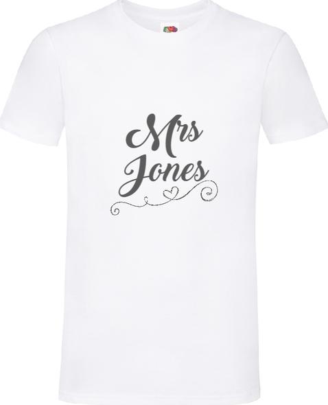 Mrs White T-Shirt