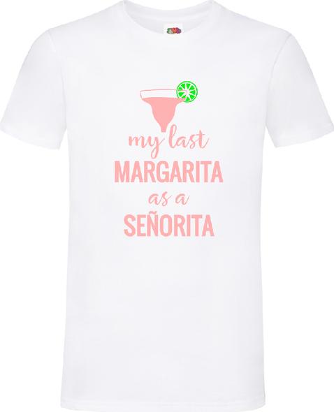 My Last Margarita T-Shirt