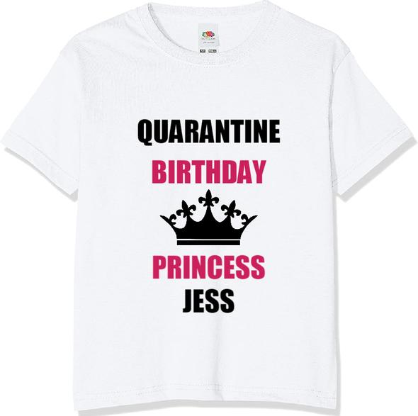 Quarantine Princess T-Shirt