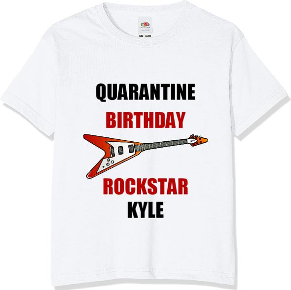 Quarantine Rockstar T-Shirt