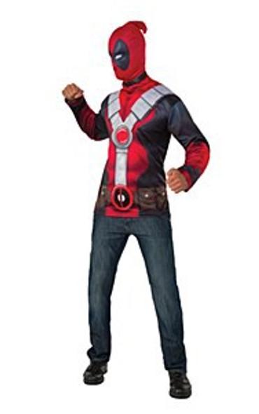 Deadpool Costume Top