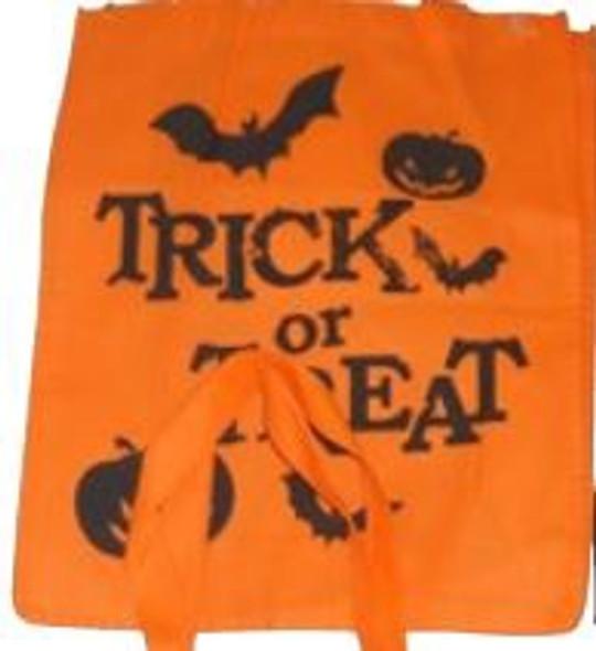 Orange Halloween Tote Bag