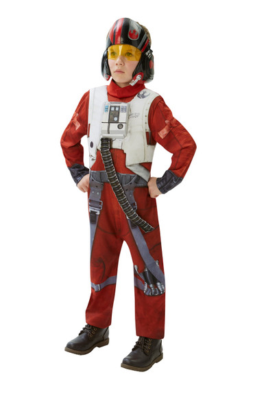 Deluxe X-Wing Fighter Costume