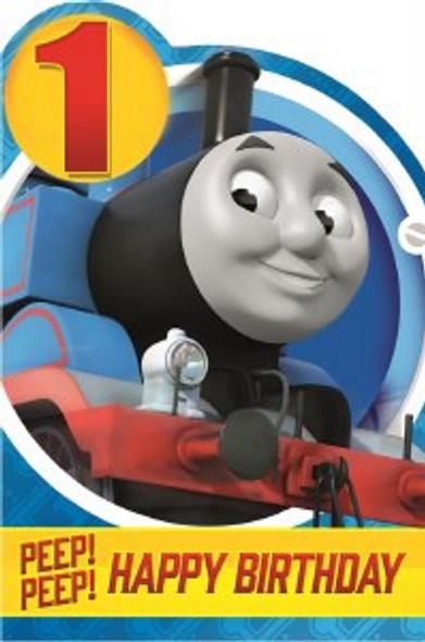 1 Today Thomas Birthday Card