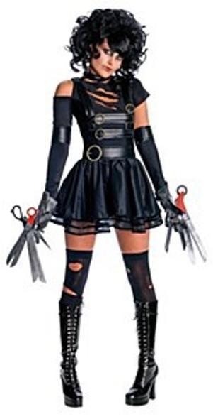 Miss Scissorhands Costume