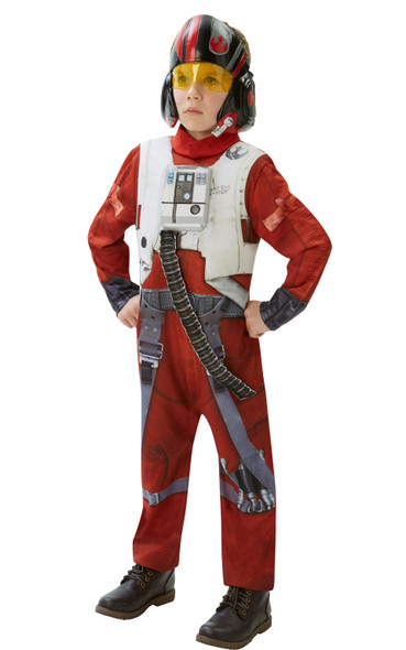 Poe X-Wing Fighter Costume