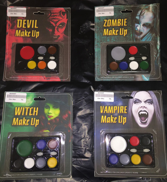 Horror Witch Make Up Kit