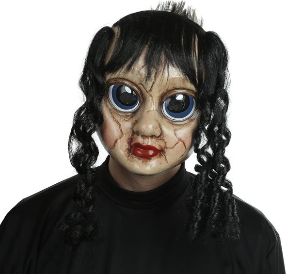 Sad Sally Halloween Mask